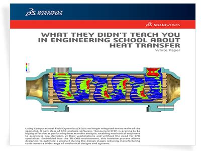 SolidWorks Heat Transfer