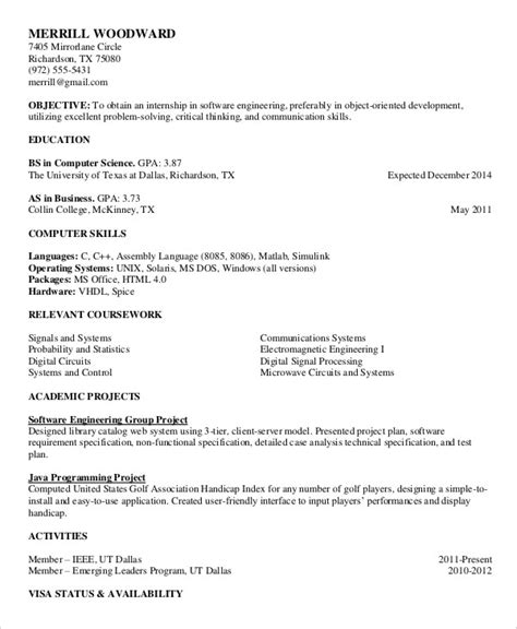 Free Printable Resume Templates by Printable Resume Template 35 Free Word Pdf Documents