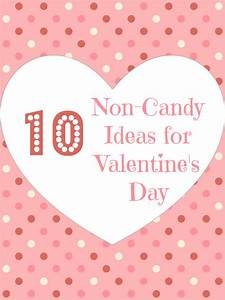 10 Non Candy Valentine's Day Ideas for Kids