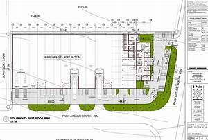 3 point architects danie joubert for Warehouse floor plan template