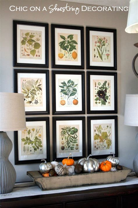 chic   shoestring decorating  days  decorating