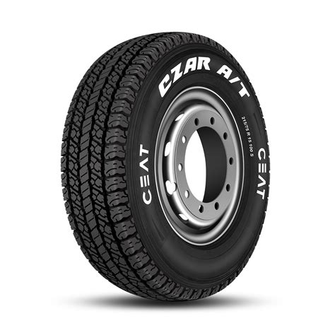 Ceat Czar A/t Tyre For Your Car. Check Images, Features