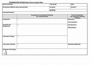 eyfs lesson plan template by noaddedsugar uk teaching With blank lesson plan template ks2