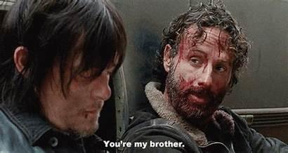 Brother Daryl Re Rick Dead Walking Carl