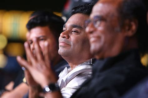 Rajinikanth @ 2.0 Audio Launch Stills