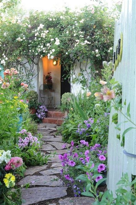 Dream Cottage  Cottage Gardens, Romantic Cottage And