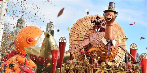 macys thanksgiving day parade   date