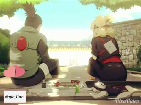 shikatema sweet moment shikamaru temari youtube