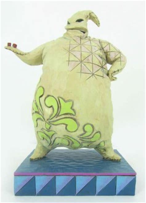 roll  dice oogie boogie figurine jim shore