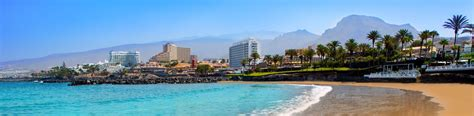 Cheap Costa Adeje Holidays 20182019 From £49 Deposit Only