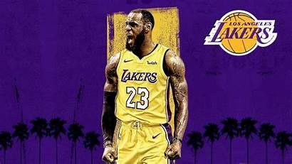 Lebron James Wallpapers Lakers Desktop Nba Angeles