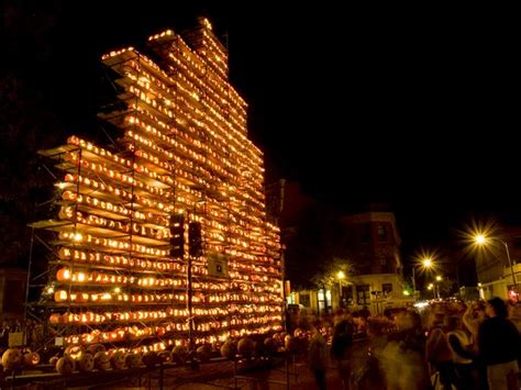 Pumpkin Festival Keene by Free U S Halloween Events National Geographic