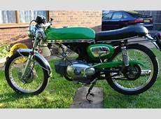 1970s Benelli 125 Sport Special Classic Motorcycle Pictures