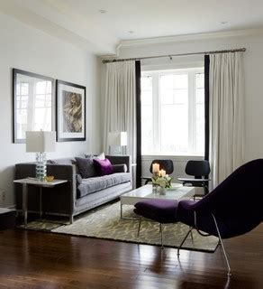 Living Room En Español Es by Lockhart Living Room Purple Accents Contemporary