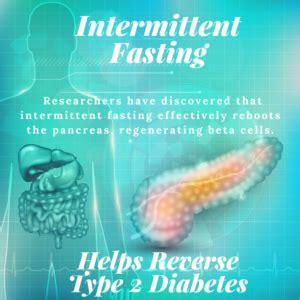 intermittent fasting   reverse diabetes
