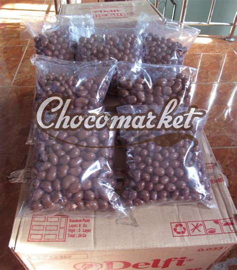 kemasan kiloan coklat packing chocomarket