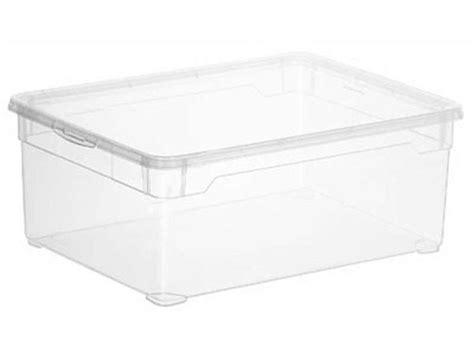 bo 238 te de rangement transparente moyen mod 232 le clearbox vente de bo 238 te de rangement conforama