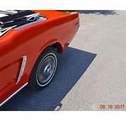 1965 MUSTANG CONVERTIBLE D CODE 289 4V PS SOLID BEAUTIFUL
