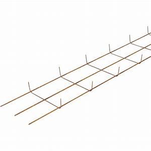Treillis Soudé Point P : semelle filante sl35 l 3 m leroy merlin ~ Dailycaller-alerts.com Idées de Décoration