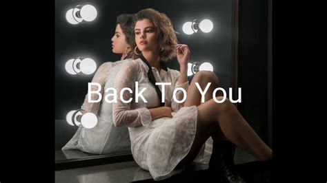 Back To You (audio)