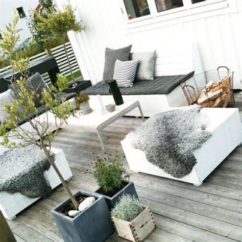 deko ideen terrasse 60 ideen wie sie die terrasse dekorieren k 246 nnen archzine net