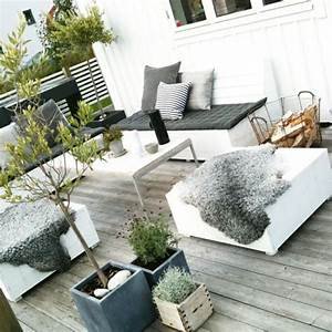 60 ideen wie sie die terrasse dekorieren konnen for Terrasse dekorieren ideen