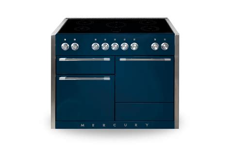 mercury  induction range cookers rangecookerscouk
