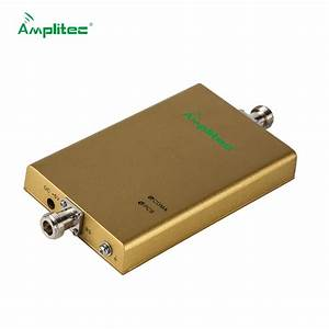 Amplitec Vehicle 3g 4g Lte Repeater Amplifier 33dbm Dual