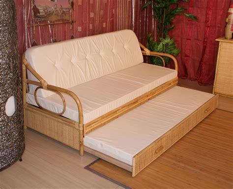 divano vimini produzione divani letto in rattan midollino giunco