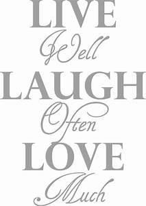 live laugh love wall sticker With kitchen colors with white cabinets with live laugh love wall art stickers