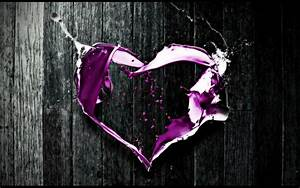 Abstract Paintings Of Love - wallpaper.