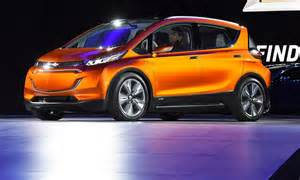 Gm And Lyft To Trial Self Driving Chevy Bolt Taxis Within