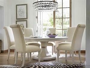Universal, Furniture, California, 80, U0026, 39, U0026, 39, Round, Malibu, Dining, Table