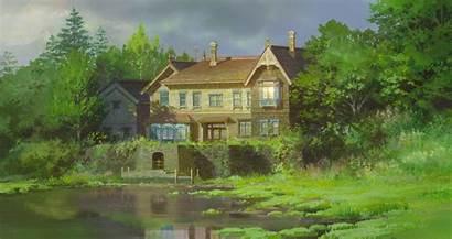 Ghibli Studio Backgrounds Pixelstalk