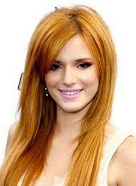 cute haircuts for long hair with side bangs