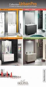 2015 catalogue meubles de salle de bains urbanpro de delpha With catalogue meuble salle de bain