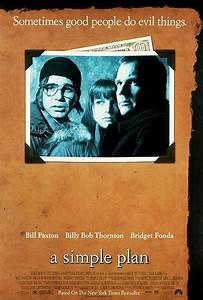 A SIMPLE PLAN MOVIE POSTER BRIDGET FONDA BILL PAXTON | eBay