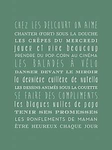 Affiche Les Regles De La Maison : affiche les r gles de la maison atelier rosemood ~ Melissatoandfro.com Idées de Décoration