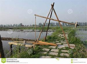 Shaduf Stock Image  Image Of Shadoof  Irrigate