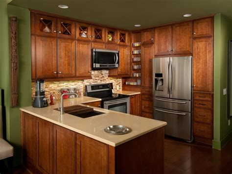 design of kitchen cabinets pictures of small kitchen design ideas from color 6590