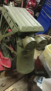 Harley Davidson Wla Wlc Army Taillight Set