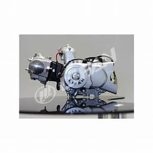 Engine 50cc Lifan 1p39fmb-c  Semi Auto  - Motorrecambio