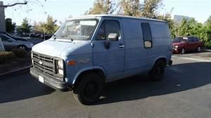 1988 Chevrolet G10 Chevy Van Standard Cargo Van 3