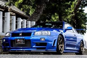 Nissan, Skyline, Gt