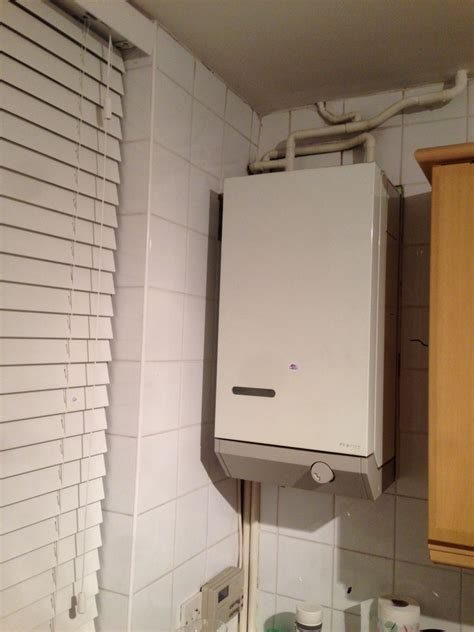 replacement  gravity fed system   combi boiler