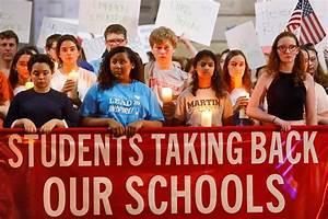 30 Powerful Photos of the Florida Shooting Student Gun ...