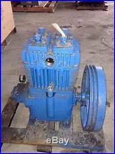 Quincy Qr25 Compressor 240 4 X 3 Belt Driven Recipracating