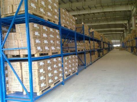 levels pallet stock steel heavy duty shelving racks  industrial storage
