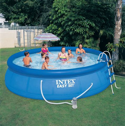 2015 Outdoor Plastic Intex Swimming Pools For Sale