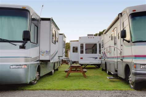 Guide To The 4 Types Of Motorhomes Or Rv Classes